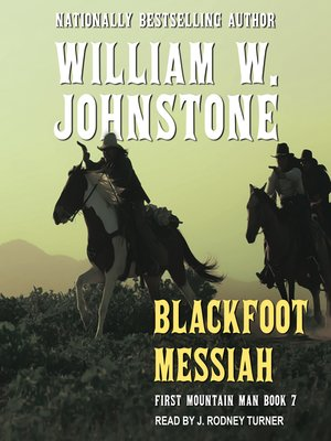 cover image of Blackfoot Messiah