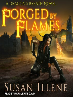 cover image of Forged by Flames