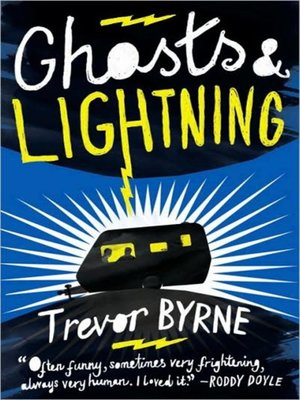 cover image of Ghosts and Lightning