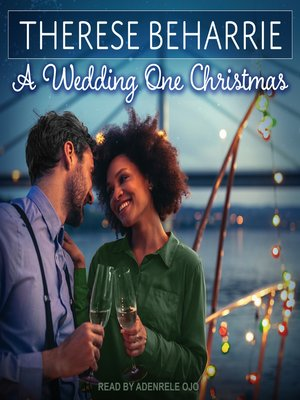 cover image of A Wedding One Christmas