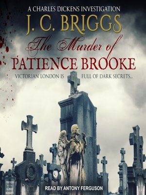 cover image of The Murder of Patience Brooke