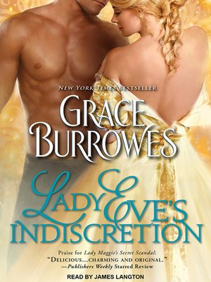 cover image of Lady Eve's Indiscretion