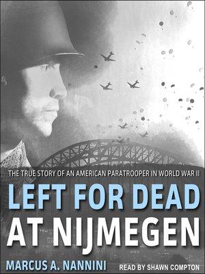 cover image of Left for Dead at Nijmegen