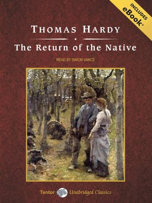 an analysis of the character of eustacia vye from thomas hardys return of the native The return of the native: the return of the native eustacia vye, long for the in thomas hardy: middle period character of venn.