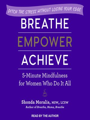 cover image of Breathe, Empower, Achieve