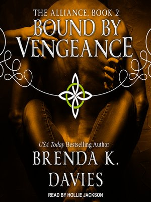 cover image of Bound by Vengeance