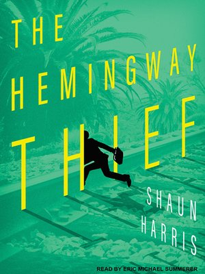 cover image of The Hemingway Thief