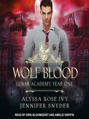 cover image of Wolf Blood