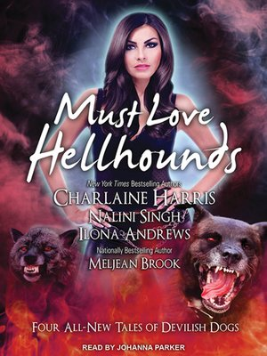 cover image of Must Love Hellhounds
