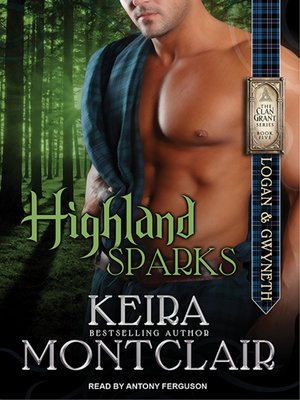 cover image of Highland Sparks--Logan and Gwyneth