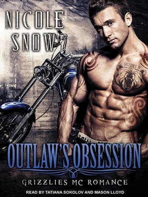 cover image of Outlaw's Obsession