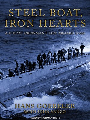 cover image of Steel Boat Iron Hearts