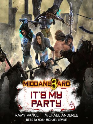 cover image of It's My Party