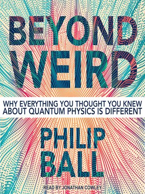 cover image of Beyond Weird