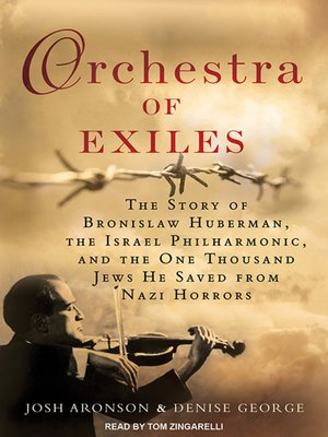 cover image of Orchestra of Exiles