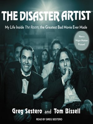 cover image of The Disaster Artist