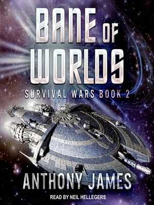 cover image of Bane of Worlds