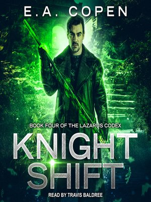 cover image of Knight Shift