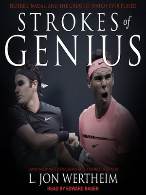 cover image of Strokes of Genius