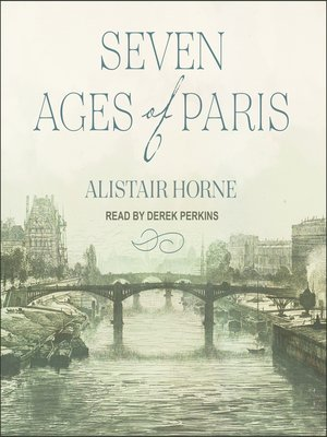 cover image of Seven Ages of Paris