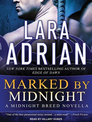 cover image of Marked by Midnight