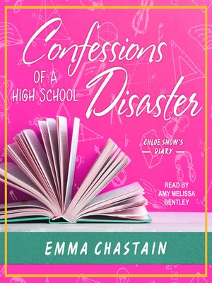 cover image of Confessions of a High School Disaster