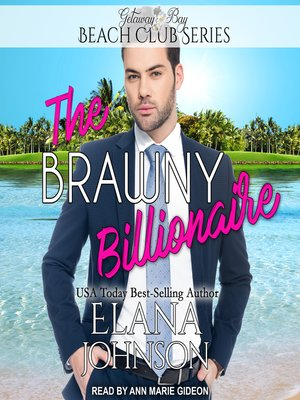 cover image of The Brawny Billionaire