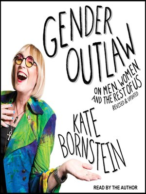 cover image of Gender Outlaw
