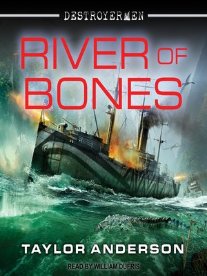 cover image of River of Bones