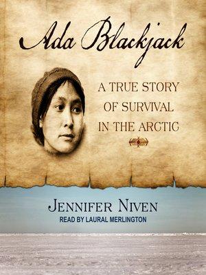 cover image of Ada Blackjack