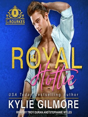 cover image of Royal Hottie