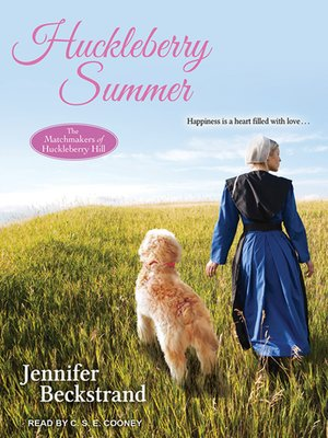 cover image of Huckleberry Summer