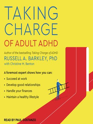 cover image of Taking Charge of Adult ADHD
