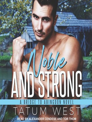 cover image of Noble and Strong