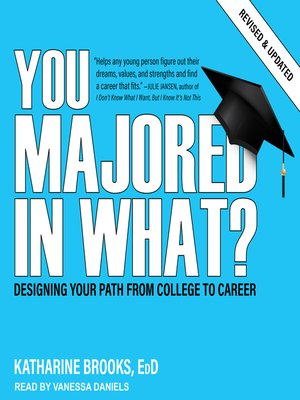 cover image of You Majored In What?