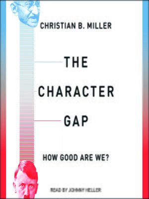 cover image of The Character Gap
