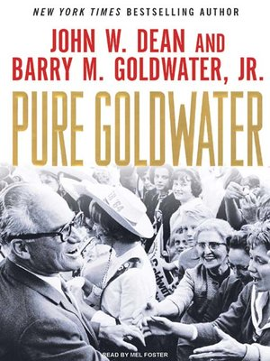 cover image of Pure Goldwater