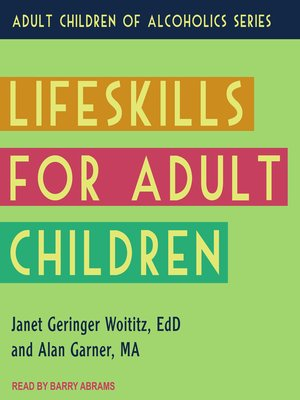 cover image of Lifeskills for Adult Children