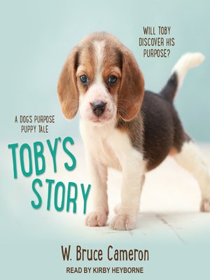 cover image of Toby's Story