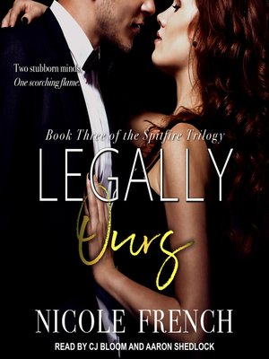 cover image of Legally Ours