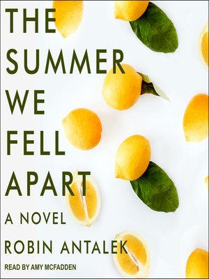 cover image of The Summer We Fell Apart
