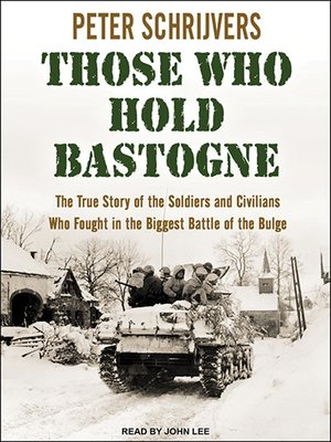 cover image of Those Who Hold Bastogne