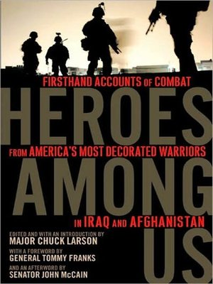 cover image of Heroes Among Us