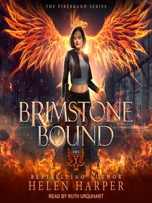 cover image of Brimstone Bound