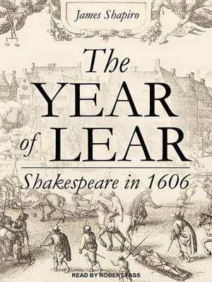 cover image of The Year of Lear