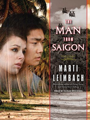 cover image of The Man from Saigon