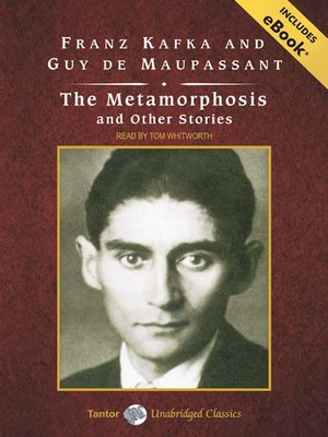 cover image of The Metamorphosis and Other Short Stories