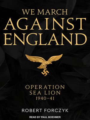 cover image of We March Against England