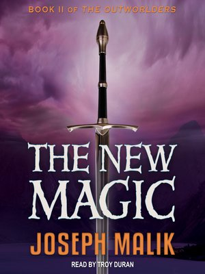 cover image of The New Magic