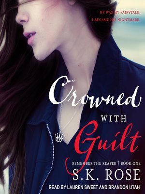 cover image of Crowned with Guilt
